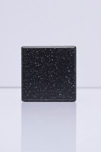 100% Acrylic Solid Surface Black Beat